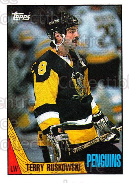 1987-88 Topps #73 Terry Ruskowski<br/>5 In Stock - $1.00 each - <a href=https://centericecollectibles.foxycart.com/cart?name=1987-88%20Topps%20%2373%20Terry%20Ruskowski...&quantity_max=5&price=$1.00&code=139164 class=foxycart> Buy it now! </a>