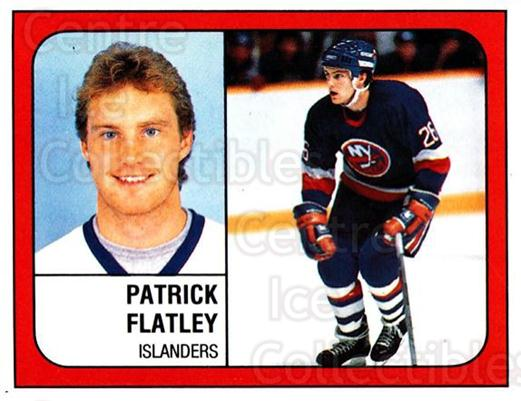 1988-89 Panini Stickers #286 Pat Flatley<br/>5 In Stock - $1.00 each - <a href=https://centericecollectibles.foxycart.com/cart?name=1988-89%20Panini%20Stickers%20%23286%20Pat%20Flatley...&quantity_max=5&price=$1.00&code=139326 class=foxycart> Buy it now! </a>