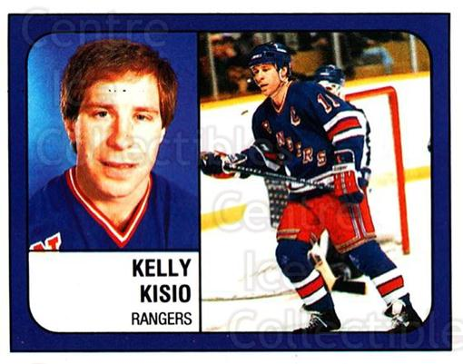 1988-89 Panini Stickers #307 Kelly Kisio<br/>5 In Stock - $1.00 each - <a href=https://centericecollectibles.foxycart.com/cart?name=1988-89%20Panini%20Stickers%20%23307%20Kelly%20Kisio...&quantity_max=5&price=$1.00&code=139350 class=foxycart> Buy it now! </a>