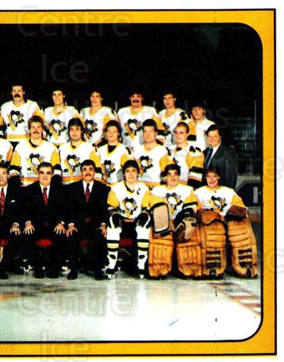 1988-89 Panini Stickers #344 Pittsburgh Penguins, Team Photo<br/>3 In Stock - $1.00 each - <a href=https://centericecollectibles.foxycart.com/cart?name=1988-89%20Panini%20Stickers%20%23344%20Pittsburgh%20Peng...&price=$1.00&code=139386 class=foxycart> Buy it now! </a>