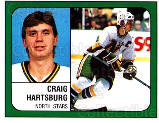 1988-89 Panini Stickers #86 Craig Hartsburg<br/>5 In Stock - $1.00 each - <a href=https://centericecollectibles.foxycart.com/cart?name=1988-89%20Panini%20Stickers%20%2386%20Craig%20Hartsburg...&quantity_max=5&price=$1.00&code=139494 class=foxycart> Buy it now! </a>
