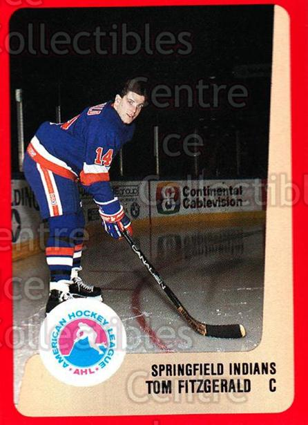 1988-89 ProCards AHL #319 Tom Fitzgerald<br/>12 In Stock - $2.00 each - <a href=https://centericecollectibles.foxycart.com/cart?name=1988-89%20ProCards%20AHL%20%23319%20Tom%20Fitzgerald...&quantity_max=12&price=$2.00&code=139573 class=foxycart> Buy it now! </a>