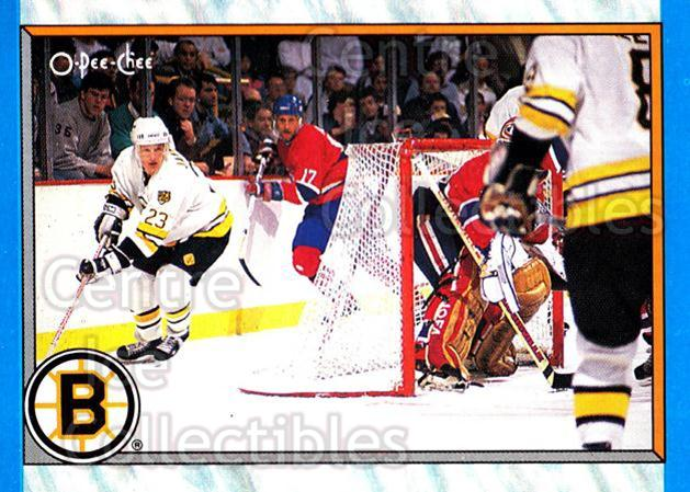 1989-90 O-Pee-Chee #298 Boston Bruins, Montreal Canadiens, Craig Janney, Patrick Roy<br/>4 In Stock - $1.00 each - <a href=https://centericecollectibles.foxycart.com/cart?name=1989-90%20O-Pee-Chee%20%23298%20Boston%20Bruins,%20...&price=$1.00&code=139764 class=foxycart> Buy it now! </a>