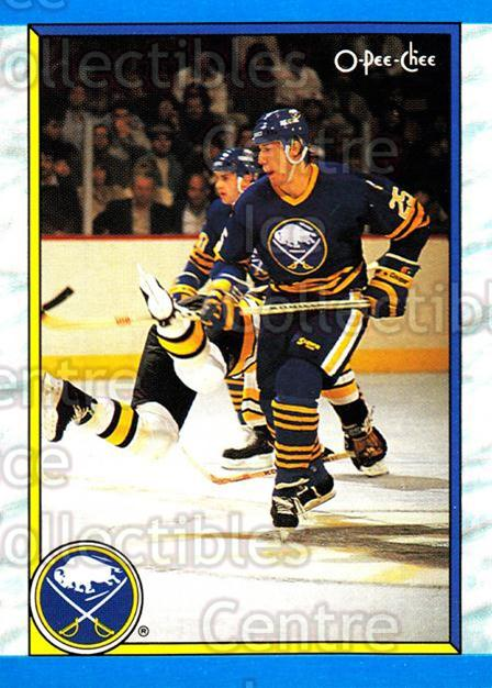 1989-90 O-Pee-Chee #299 Buffalo Sabres, Dave Andreychuk<br/>8 In Stock - $1.00 each - <a href=https://centericecollectibles.foxycart.com/cart?name=1989-90%20O-Pee-Chee%20%23299%20Buffalo%20Sabres,...&quantity_max=8&price=$1.00&code=139765 class=foxycart> Buy it now! </a>