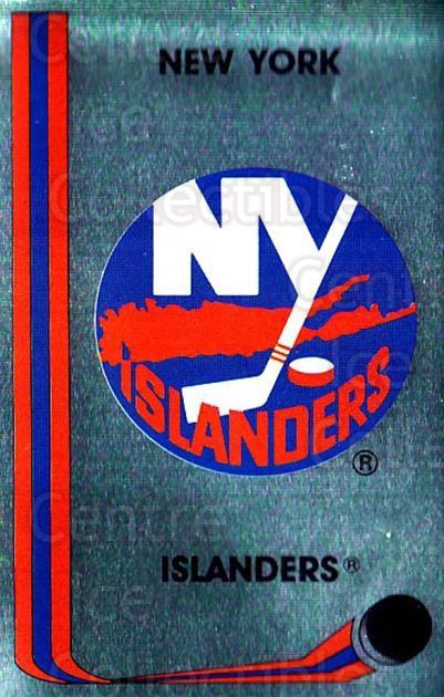 1989-90 Panini Stickers #263 New York Islanders<br/>2 In Stock - $1.00 each - <a href=https://centericecollectibles.foxycart.com/cart?name=1989-90%20Panini%20Stickers%20%23263%20New%20York%20Island...&quantity_max=2&price=$1.00&code=139960 class=foxycart> Buy it now! </a>