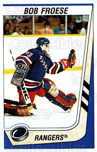 1989-90 Panini Stickers #284 Bob Froese<br/>2 In Stock - $1.00 each - <a href=https://centericecollectibles.foxycart.com/cart?name=1989-90%20Panini%20Stickers%20%23284%20Bob%20Froese...&quantity_max=2&price=$1.00&code=139983 class=foxycart> Buy it now! </a>