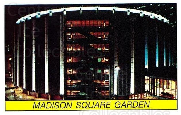 1989-90 Panini Stickers #292 MadisonSquare Gardens<br/>1 In Stock - $1.00 each - <a href=https://centericecollectibles.foxycart.com/cart?name=1989-90%20Panini%20Stickers%20%23292%20MadisonSquare%20G...&quantity_max=1&price=$1.00&code=139992 class=foxycart> Buy it now! </a>