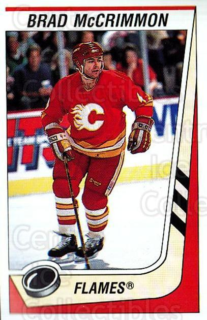 1989-90 Panini Stickers #33 Brad McCrimmon<br/>2 In Stock - $1.00 each - <a href=https://centericecollectibles.foxycart.com/cart?name=1989-90%20Panini%20Stickers%20%2333%20Brad%20McCrimmon...&quantity_max=2&price=$1.00&code=140031 class=foxycart> Buy it now! </a>