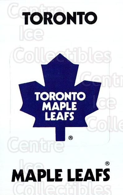 1989-90 Panini Stickers #356 Toronto Maple Leafs<br/>2 In Stock - $1.00 each - <a href=https://centericecollectibles.foxycart.com/cart?name=1989-90%20Panini%20Stickers%20%23356%20Toronto%20Maple%20L...&quantity_max=2&price=$1.00&code=140059 class=foxycart> Buy it now! </a>