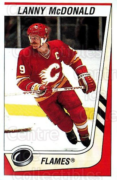 1989-90 Panini Stickers #39 Lanny McDonald<br/>1 In Stock - $1.00 each - <a href=https://centericecollectibles.foxycart.com/cart?name=1989-90%20Panini%20Stickers%20%2339%20Lanny%20McDonald...&quantity_max=1&price=$1.00&code=140087 class=foxycart> Buy it now! </a>