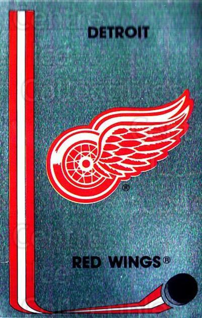 1989-90 Panini Stickers #56 Detroit Red Wings<br/>2 In Stock - $1.00 each - <a href=https://centericecollectibles.foxycart.com/cart?name=1989-90%20Panini%20Stickers%20%2356%20Detroit%20Red%20Win...&quantity_max=2&price=$1.00&code=140106 class=foxycart> Buy it now! </a>