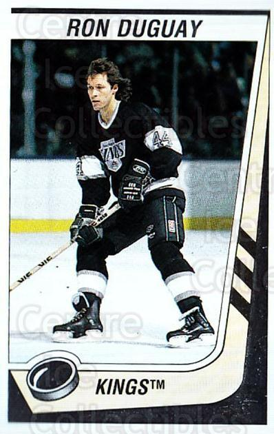 1989-90 Panini Stickers #96 Ron Duguay<br/>3 In Stock - $1.00 each - <a href=https://centericecollectibles.foxycart.com/cart?name=1989-90%20Panini%20Stickers%20%2396%20Ron%20Duguay...&quantity_max=3&price=$1.00&code=140147 class=foxycart> Buy it now! </a>