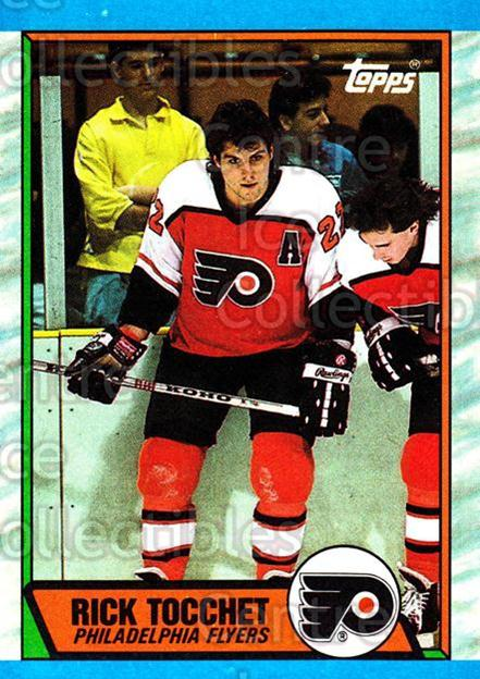 1989-90 Topps #80 Rick Tocchet<br/>6 In Stock - $1.00 each - <a href=https://centericecollectibles.foxycart.com/cart?name=1989-90%20Topps%20%2380%20Rick%20Tocchet...&quantity_max=6&price=$1.00&code=140414 class=foxycart> Buy it now! </a>