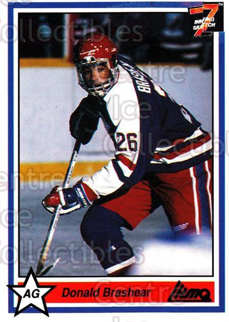 1990-91 7th Inning Sketch QMJHL #245 Donald Brashear<br/>8 In Stock - $1.00 each - <a href=https://centericecollectibles.foxycart.com/cart?name=1990-91%207th%20Inning%20Sketch%20QMJHL%20%23245%20Donald%20Brashear...&quantity_max=8&price=$1.00&code=140694 class=foxycart> Buy it now! </a>