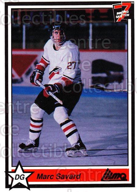 1990-91 7th Inning Sketch QMJHL #250 Marc Savard<br/>5 In Stock - $1.00 each - <a href=https://centericecollectibles.foxycart.com/cart?name=1990-91%207th%20Inning%20Sketch%20QMJHL%20%23250%20Marc%20Savard...&price=$1.00&code=140700 class=foxycart> Buy it now! </a>