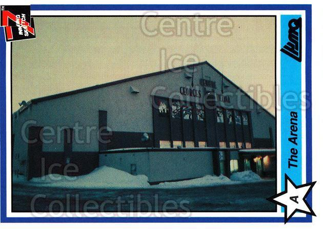 1990-91 7th Inning Sketch QMJHL #44 Georges Vezina Arena<br/>8 In Stock - $1.00 each - <a href=https://centericecollectibles.foxycart.com/cart?name=1990-91%207th%20Inning%20Sketch%20QMJHL%20%2344%20Georges%20Vezina%20...&price=$1.00&code=140738 class=foxycart> Buy it now! </a>
