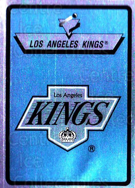 1990-91 Panini Stickers #240 Los Angeles Kings<br/>10 In Stock - $1.00 each - <a href=https://centericecollectibles.foxycart.com/cart?name=1990-91%20Panini%20Stickers%20%23240%20Los%20Angeles%20Kin...&quantity_max=10&price=$1.00&code=141145 class=foxycart> Buy it now! </a>