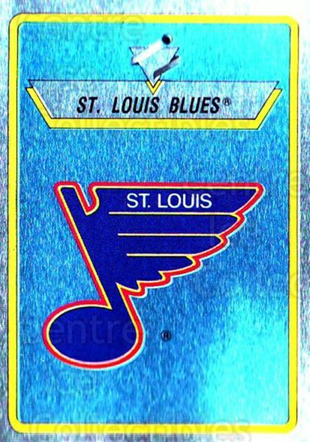 1990-91 Panini Stickers #270 St. Louis Blues<br/>11 In Stock - $1.00 each - <a href=https://centericecollectibles.foxycart.com/cart?name=1990-91%20Panini%20Stickers%20%23270%20St.%20Louis%20Blues...&quantity_max=11&price=$1.00&code=141176 class=foxycart> Buy it now! </a>