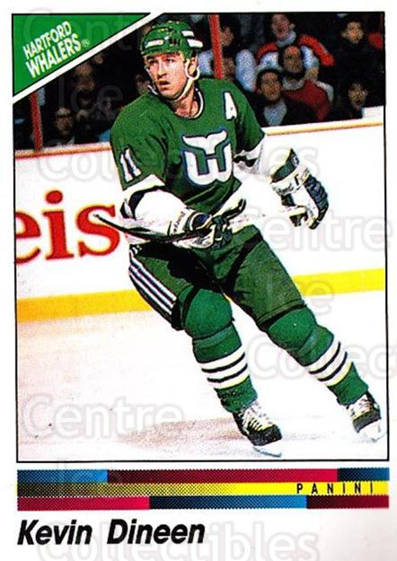 1990-91 Panini Stickers #43 Kevin Dineen<br/>6 In Stock - $1.00 each - <a href=https://centericecollectibles.foxycart.com/cart?name=1990-91%20Panini%20Stickers%20%2343%20Kevin%20Dineen...&quantity_max=6&price=$1.00&code=141271 class=foxycart> Buy it now! </a>