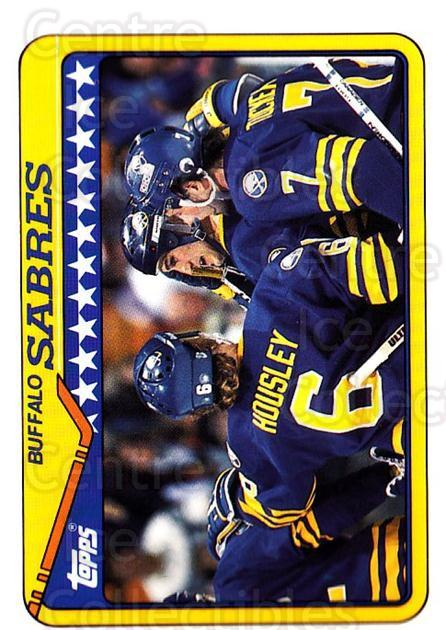 1990-91 Topps Tiffany #262 Phil Housley<br/>8 In Stock - $2.00 each - <a href=https://centericecollectibles.foxycart.com/cart?name=1990-91%20Topps%20Tiffany%20%23262%20Phil%20Housley...&quantity_max=8&price=$2.00&code=141568 class=foxycart> Buy it now! </a>