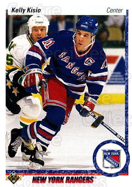 1990-91 Upper Deck #296 Kelly Kisio<br/>5 In Stock - $1.00 each - <a href=https://centericecollectibles.foxycart.com/cart?name=1990-91%20Upper%20Deck%20%23296%20Kelly%20Kisio...&quantity_max=5&price=$1.00&code=141828 class=foxycart> Buy it now! </a>