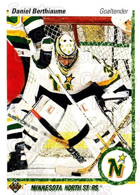 1990-91 Upper Deck #381 Daniel Berthiaume<br/>4 In Stock - $1.00 each - <a href=https://centericecollectibles.foxycart.com/cart?name=1990-91%20Upper%20Deck%20%23381%20Daniel%20Berthiau...&quantity_max=4&price=$1.00&code=141918 class=foxycart> Buy it now! </a>