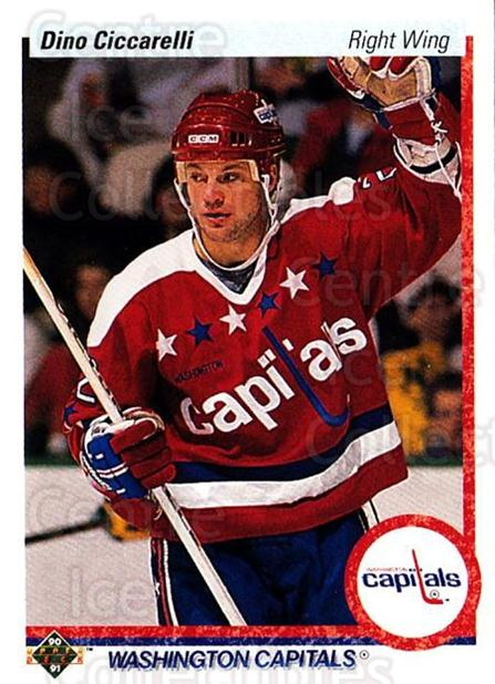 1990-91 Upper Deck #76 Dino Ciccarelli<br/>5 In Stock - $1.00 each - <a href=https://centericecollectibles.foxycart.com/cart?name=1990-91%20Upper%20Deck%20%2376%20Dino%20Ciccarelli...&quantity_max=5&price=$1.00&code=142121 class=foxycart> Buy it now! </a>