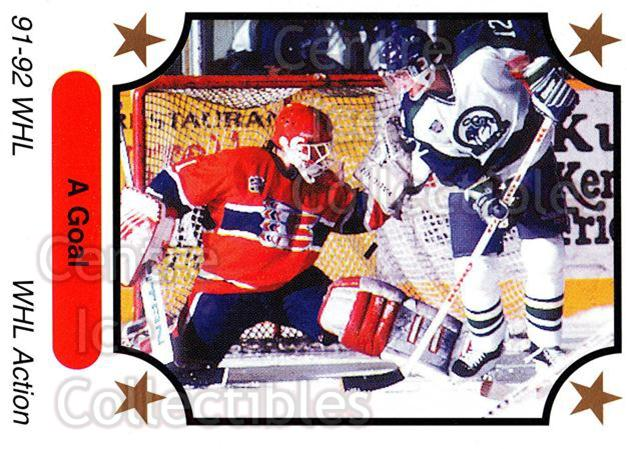 1991-92 7th Inning Sketch WHL #97 Spokane Chiefs, Seattle Thunderbirds<br/>6 In Stock - $1.00 each - <a href=https://centericecollectibles.foxycart.com/cart?name=1991-92%207th%20Inning%20Sketch%20WHL%20%2397%20Spokane%20Chiefs,...&price=$1.00&code=142678 class=foxycart> Buy it now! </a>