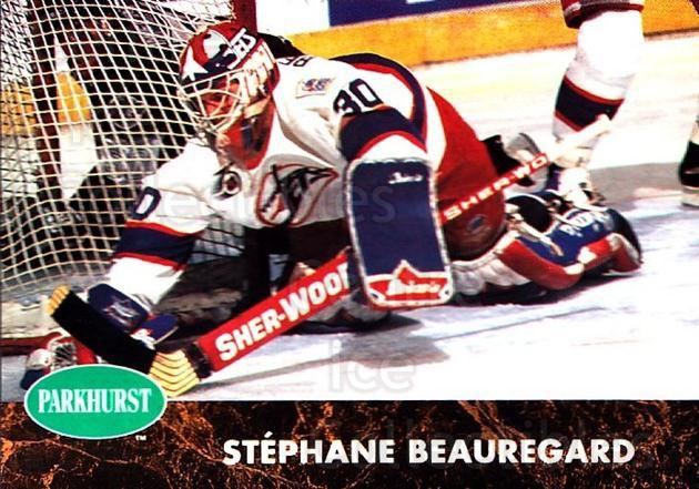 1991-92 Parkhurst #426 Stephane Beauregard<br/>3 In Stock - $1.00 each - <a href=https://centericecollectibles.foxycart.com/cart?name=1991-92%20Parkhurst%20%23426%20Stephane%20Beaure...&quantity_max=3&price=$1.00&code=143510 class=foxycart> Buy it now! </a>