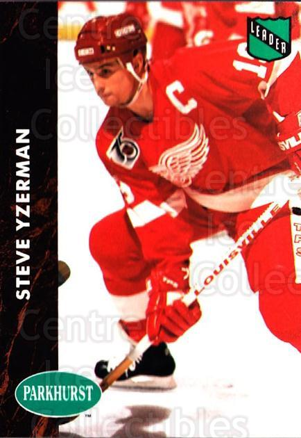 1991-92 Parkhurst #434 Steve Yzerman<br/>3 In Stock - $1.00 each - <a href=https://centericecollectibles.foxycart.com/cart?name=1991-92%20Parkhurst%20%23434%20Steve%20Yzerman...&price=$1.00&code=143519 class=foxycart> Buy it now! </a>