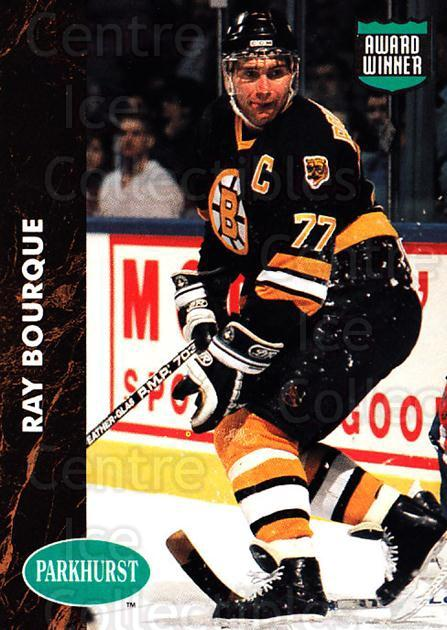 1991-92 Parkhurst #469 Ray Bourque<br/>2 In Stock - $2.00 each - <a href=https://centericecollectibles.foxycart.com/cart?name=1991-92%20Parkhurst%20%23469%20Ray%20Bourque...&quantity_max=2&price=$2.00&code=143549 class=foxycart> Buy it now! </a>