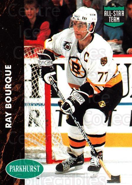 1991-92 Parkhurst #472 Ray Bourque<br/>2 In Stock - $2.00 each - <a href=https://centericecollectibles.foxycart.com/cart?name=1991-92%20Parkhurst%20%23472%20Ray%20Bourque...&quantity_max=2&price=$2.00&code=143552 class=foxycart> Buy it now! </a>