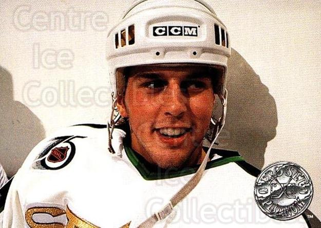 1991-92 Pro Set Platinum #55 Mike Modano<br/>5 In Stock - $1.00 each - <a href=https://centericecollectibles.foxycart.com/cart?name=1991-92%20Pro%20Set%20Platinum%20%2355%20Mike%20Modano...&quantity_max=5&price=$1.00&code=144172 class=foxycart> Buy it now! </a>