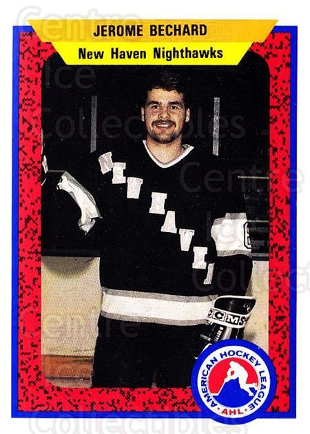 1991-92 ProCards AHL IHL #363 Jerome Bechard<br/>3 In Stock - $2.00 each - <a href=https://centericecollectibles.foxycart.com/cart?name=1991-92%20ProCards%20AHL%20IHL%20%23363%20Jerome%20Bechard...&quantity_max=3&price=$2.00&code=144280 class=foxycart> Buy it now! </a>