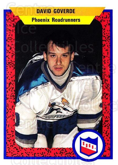 1991-92 ProCards AHL IHL #399 David Goverde<br/>2 In Stock - $2.00 each - <a href=https://centericecollectibles.foxycart.com/cart?name=1991-92%20ProCards%20AHL%20IHL%20%23399%20David%20Goverde...&quantity_max=2&price=$2.00&code=144313 class=foxycart> Buy it now! </a>