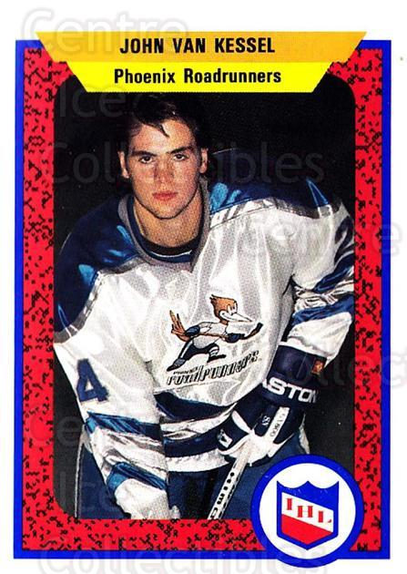 1991-92 ProCards AHL IHL #400 John Van Kessel<br/>6 In Stock - $2.00 each - <a href=https://centericecollectibles.foxycart.com/cart?name=1991-92%20ProCards%20AHL%20IHL%20%23400%20John%20Van%20Kessel...&quantity_max=6&price=$2.00&code=144315 class=foxycart> Buy it now! </a>
