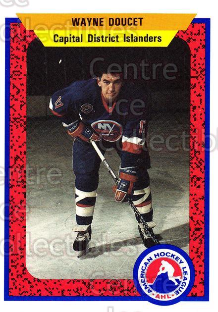 1991-92 ProCards AHL IHL #461 Wayne Doucet<br/>7 In Stock - $2.00 each - <a href=https://centericecollectibles.foxycart.com/cart?name=1991-92%20ProCards%20AHL%20IHL%20%23461%20Wayne%20Doucet...&price=$2.00&code=144375 class=foxycart> Buy it now! </a>
