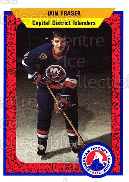 1991-92 ProCards AHL IHL #468 Iain Fraser<br/>6 In Stock - $2.00 each - <a href=https://centericecollectibles.foxycart.com/cart?name=1991-92%20ProCards%20AHL%20IHL%20%23468%20Iain%20Fraser...&price=$2.00&code=144382 class=foxycart> Buy it now! </a>