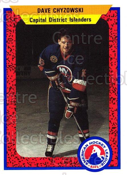 1991-92 ProCards AHL IHL #471 Dave Chyzowski<br/>6 In Stock - $2.00 each - <a href=https://centericecollectibles.foxycart.com/cart?name=1991-92%20ProCards%20AHL%20IHL%20%23471%20Dave%20Chyzowski...&price=$2.00&code=144386 class=foxycart> Buy it now! </a>