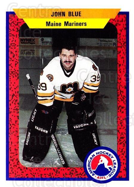 1991-92 ProCards AHL IHL #50 John Blue<br/>2 In Stock - $2.00 each - <a href=https://centericecollectibles.foxycart.com/cart?name=1991-92%20ProCards%20AHL%20IHL%20%2350%20John%20Blue...&quantity_max=2&price=$2.00&code=144402 class=foxycart> Buy it now! </a>