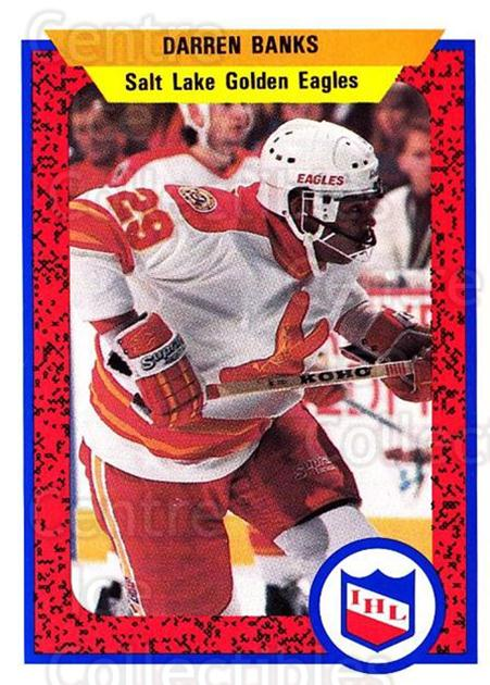 1991-92 ProCards AHL IHL #582 Darren Banks<br/>1 In Stock - $2.00 each - <a href=https://centericecollectibles.foxycart.com/cart?name=1991-92%20ProCards%20AHL%20IHL%20%23582%20Darren%20Banks...&quantity_max=1&price=$2.00&code=144438 class=foxycart> Buy it now! </a>