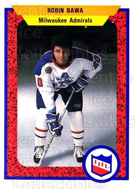 1991-92 ProCards AHL IHL #597 Robin Bawa<br/>3 In Stock - $2.00 each - <a href=https://centericecollectibles.foxycart.com/cart?name=1991-92%20ProCards%20AHL%20IHL%20%23597%20Robin%20Bawa...&quantity_max=3&price=$2.00&code=144451 class=foxycart> Buy it now! </a>