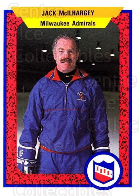 1991-92 ProCards AHL IHL #618 Jack McIlhargey<br/>4 In Stock - $2.00 each - <a href=https://centericecollectibles.foxycart.com/cart?name=1991-92%20ProCards%20AHL%20IHL%20%23618%20Jack%20McIlhargey...&quantity_max=4&price=$2.00&code=144470 class=foxycart> Buy it now! </a>