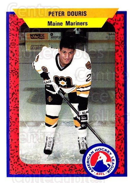 1991-92 ProCards AHL IHL #64 Peter Douris<br/>7 In Stock - $2.00 each - <a href=https://centericecollectibles.foxycart.com/cart?name=1991-92%20ProCards%20AHL%20IHL%20%2364%20Peter%20Douris...&quantity_max=7&price=$2.00&code=144474 class=foxycart> Buy it now! </a>