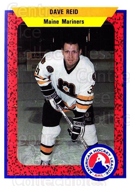 1991-92 ProCards AHL IHL #66 Dave Reid<br/>7 In Stock - $2.00 each - <a href=https://centericecollectibles.foxycart.com/cart?name=1991-92%20ProCards%20AHL%20IHL%20%2366%20Dave%20Reid...&quantity_max=7&price=$2.00&code=144476 class=foxycart> Buy it now! </a>