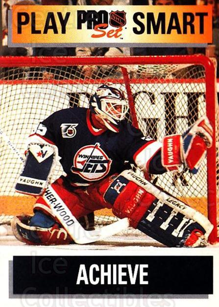 1992-93 Pro Set #267 Bob Essensa<br/>5 In Stock - $1.00 each - <a href=https://centericecollectibles.foxycart.com/cart?name=1992-93%20Pro%20Set%20%23267%20Bob%20Essensa...&quantity_max=5&price=$1.00&code=145351 class=foxycart> Buy it now! </a>