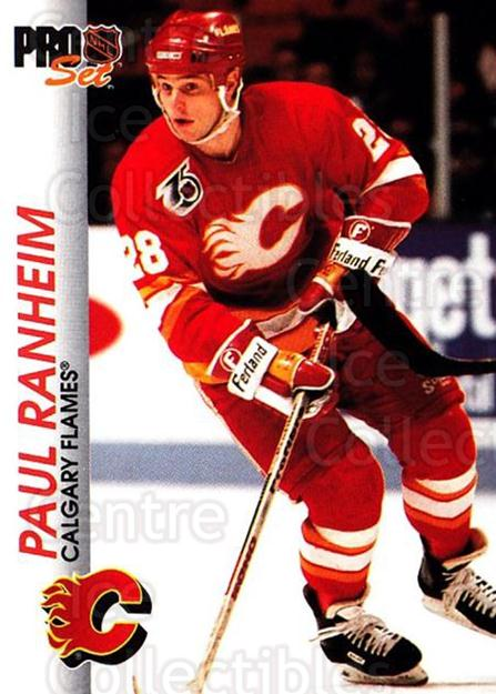1992-93 Pro Set #29 Paul Ranheim<br/>6 In Stock - $1.00 each - <a href=https://centericecollectibles.foxycart.com/cart?name=1992-93%20Pro%20Set%20%2329%20Paul%20Ranheim...&quantity_max=6&price=$1.00&code=145357 class=foxycart> Buy it now! </a>
