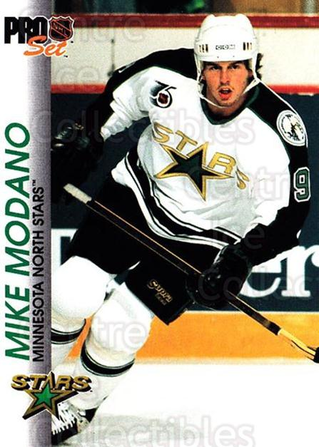 1992-93 Pro Set #76 Mike Modano<br/>6 In Stock - $1.00 each - <a href=https://centericecollectibles.foxycart.com/cart?name=1992-93%20Pro%20Set%20%2376%20Mike%20Modano...&quantity_max=6&price=$1.00&code=145404 class=foxycart> Buy it now! </a>