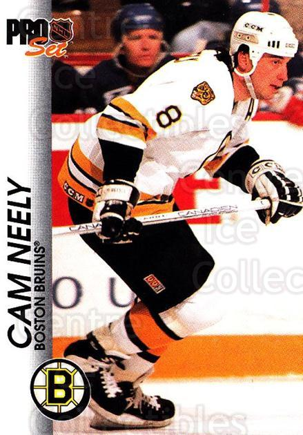1992-93 Pro Set #8 Cam Neely<br/>6 In Stock - $1.00 each - <a href=https://centericecollectibles.foxycart.com/cart?name=1992-93%20Pro%20Set%20%238%20Cam%20Neely...&quantity_max=6&price=$1.00&code=145408 class=foxycart> Buy it now! </a>