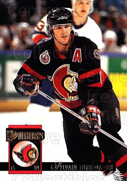 1993-94 Donruss #235 Sylvain Turgeon<br/>5 In Stock - $1.00 each - <a href=https://centericecollectibles.foxycart.com/cart?name=1993-94%20Donruss%20%23235%20Sylvain%20Turgeon...&quantity_max=5&price=$1.00&code=146142 class=foxycart> Buy it now! </a>